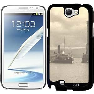 Funda para Samsung Galaxy Note 2 (GT-N7100) - Puerto by hera56