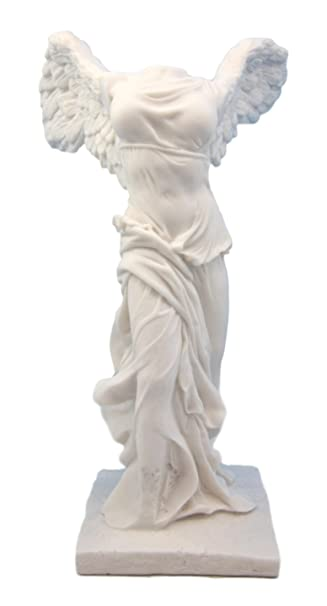 Atlantic Collectibles Ancient Ruins Winged Victory Nike of Samothrace  10.5