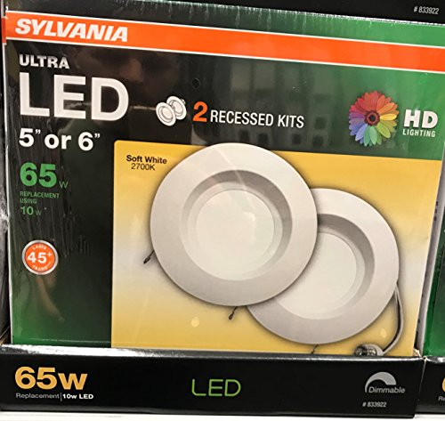 Sylvania Lighting Led Retrofit - 7
