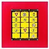 Anatex Busy Cube Traffic Memory Wall Panel