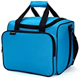 MIER 40 Can Extra Large Insulated Cooler Bag for Lunch, Picnic, Camping, Grocery, Car Trips, Blue
