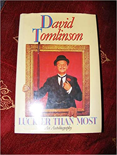 Book Luckier Than Most: Autobiography of David Tomlinson