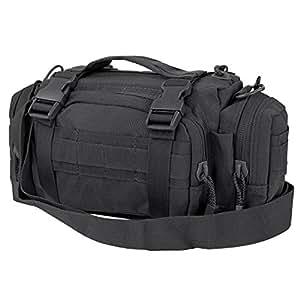 CONDOR 127-002 Modular Style Deployment Bag Black