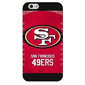 "Onelee Customized NFL Series Case for iPhone 6+ Plus 5.5"", NFL Team San Francisco 49ers Logo iPhone 6 Plus 5.5 by mcsharks"
