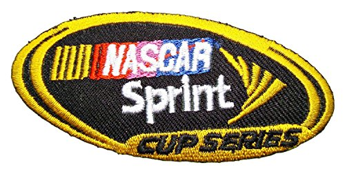 NASCAR Sprint Cup series Racing Race Clothing Patch Sew Iron on Logo Embroidered Badge Sign Emblem Costume BY Dreamhigh_skyland