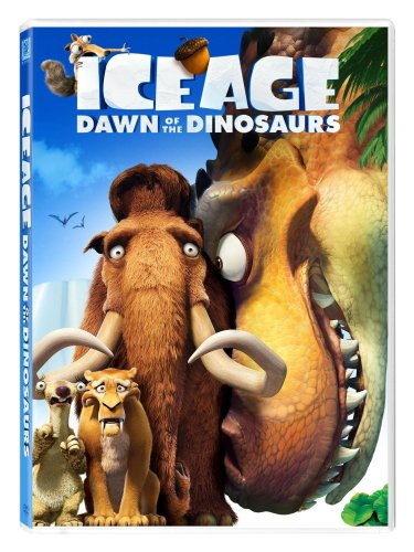 Ice Age: Dawn of the Dinosaurs (4 Movie Age Set Ice)