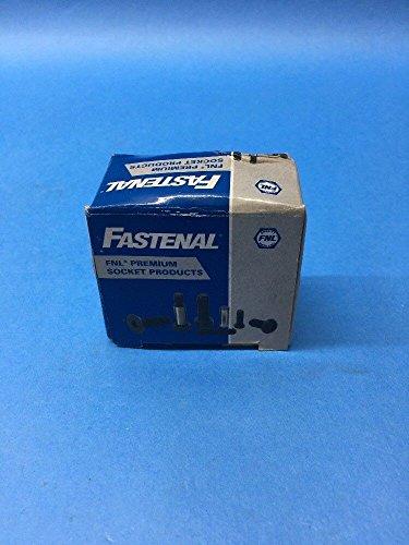 Fastenal Company Socket Cap Screw  Lot Of 100  1123047  4 40X1 Shcs