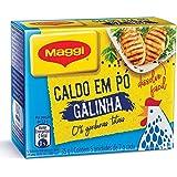 Maggi, Caldo, Galinha, Pó, 35g