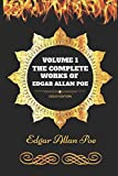 img - for The Complete Works of Edgar Allan Poe - Volume 1: By Edgar Allan Poe - Illustrated book / textbook / text book