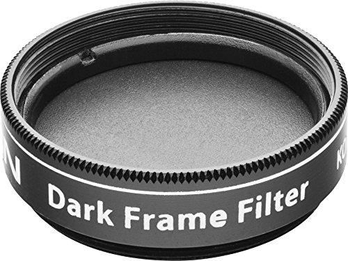 Orion 5451 Dark Frame Imaging Filter 1.25-Inch (Black)
