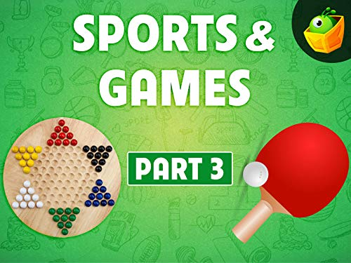 Sports & Games Part 3 ()