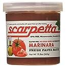 Scarpetta Marinara Sauce, 19.8-Ounce Jars (Pack of 4)