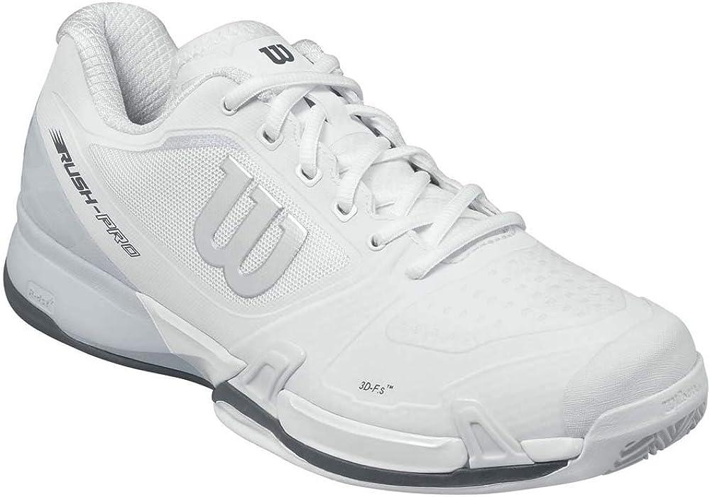 Wilson Rush Pro 2.5 Clay, Zapatillas de Tenis para Hombre: Amazon ...
