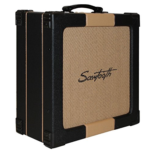 Sawtooth Two Channel 25 Watt Electric Guitar Amp with Reverb by Rise by Sawtooth