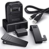 Police Body Camera for Law Enforcement: Wearable Video + Nightvision | Body Camera for Security Guards & Police | Body Cameras with Audio & HD Recording | Body Cameras [32 GB Memory + GPS]