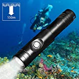 Best Dive Lights - Odepro WD12 Scuba Diving Flashlight 3 Modes1050LM Underwater Review