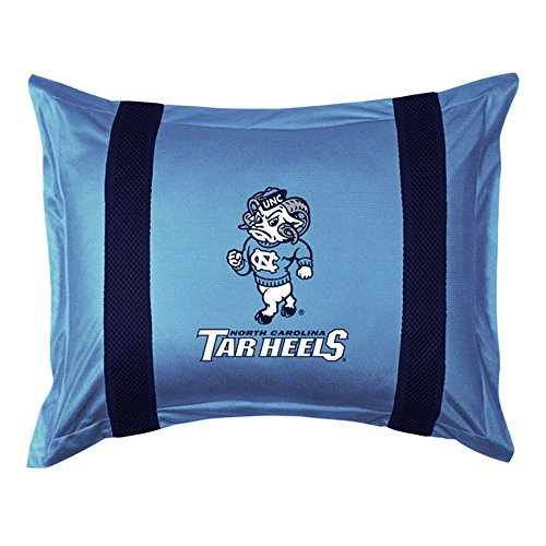 NCAA North Carolina Tar Heels Sideline Sham (North Carolina Sham)