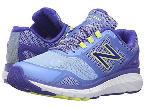 まだらコンパクトサイトライン(ニューバランス) New Balance レディースウォーキングシューズ?靴 WW1865v1 Purple 8 (25cm) 2A - Narrow