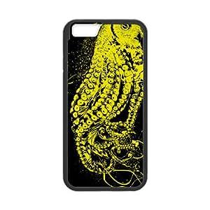 Hybrid iPhone 6 Plus 5.5 Inch Cell Phone Case Black Hnmhk