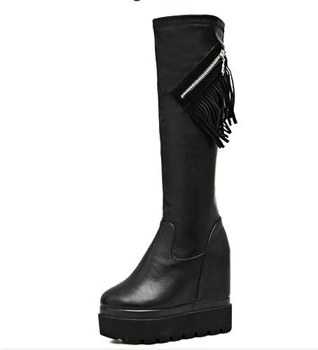Thigh boots tgp