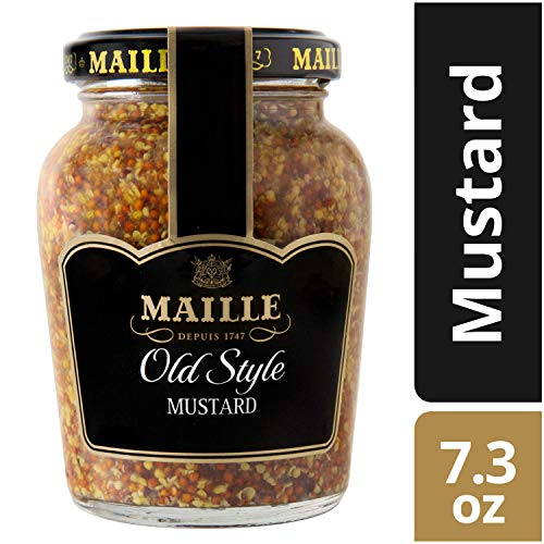 Maille Mustard, Old Style, 7.3 oz, 6 Count