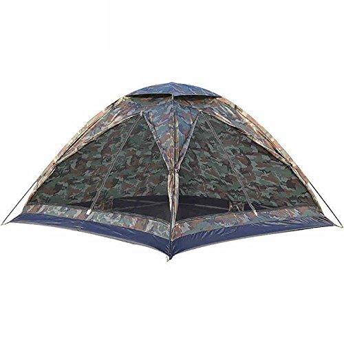 シュウクラブ@ 屋外テントの人々の家族ダブルキャンプ野生のキャンプ屋外テント   B07F2582YH