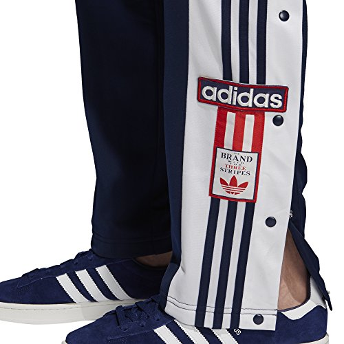 Navy large X Adidas Adibreak Collegiate Originals 33 Track Pants Men's Og xwUTF