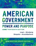 American Government 13th Edition