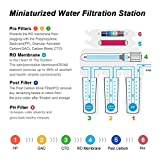SimPure Alkaline Reverse Osmosis Water Filtration