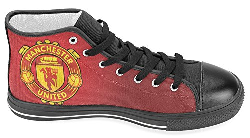 Man Canvas Shoes for Manchester United Fans Shoes03 cj6w3w