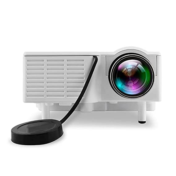 TLgf Portable 1080p del proyector de Alta definición Mini Mini ...
