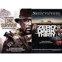 Modern War Collection - Zero Dark Thirty & Lone Survivor 2-DVD Bundle