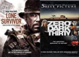 Modern War Collection - Zero Dark Thirty & Lone Survivor 2-DVD Bundle