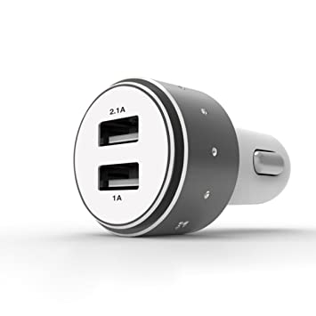 Mini 2.1A Solo USB Cargador De Coche Pequeño: Amazon.es ...