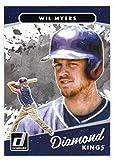 2017 Donruss Baseball Diamond Kings #23 Wil Myers Padres