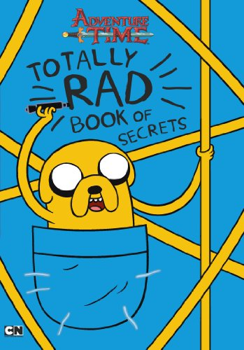 Totally Rad Book of Secrets (Adventure Time)