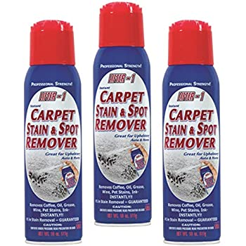Amazon Com Lifter 1 Carpet Stain Amp Spot Remover For Tough Stains Such As Oil Grease Cola