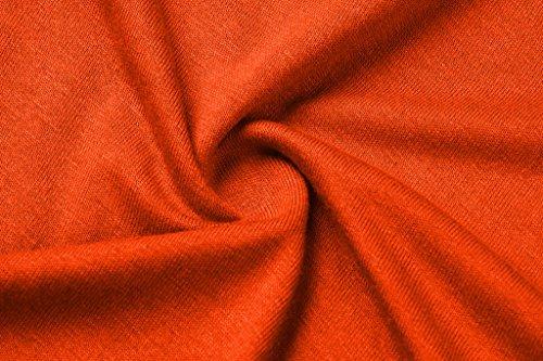 Womens Arancione Lunghezza Gonna Pavimento Maxi rxqwBnra