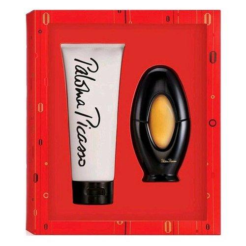 Paloma Picasso By Paloma Picasso For Women, Set-eau De Parfum Spray, 1.7-Ounce Bottle & Body Lotion, 6.7-Ounce Bottle
