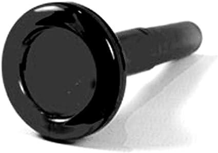 pBone Plastic Mouthpiece in Black
