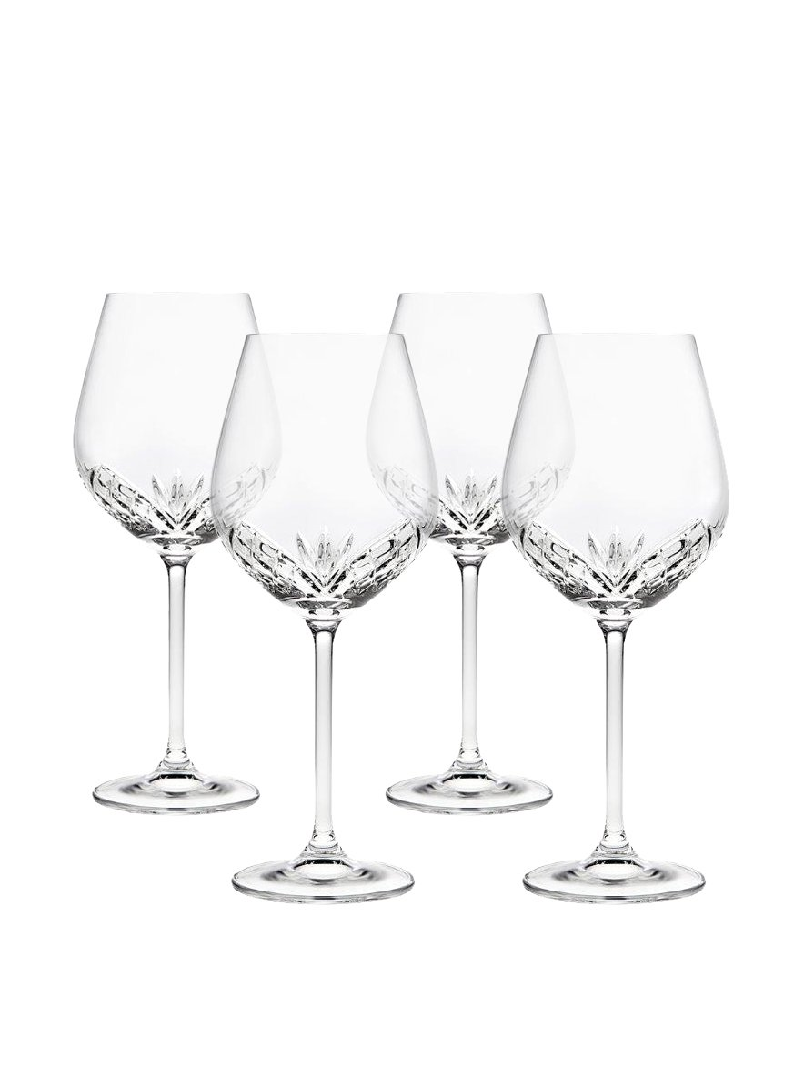 Dublin Reserve Stem Wine Goblet (Set of 4)
