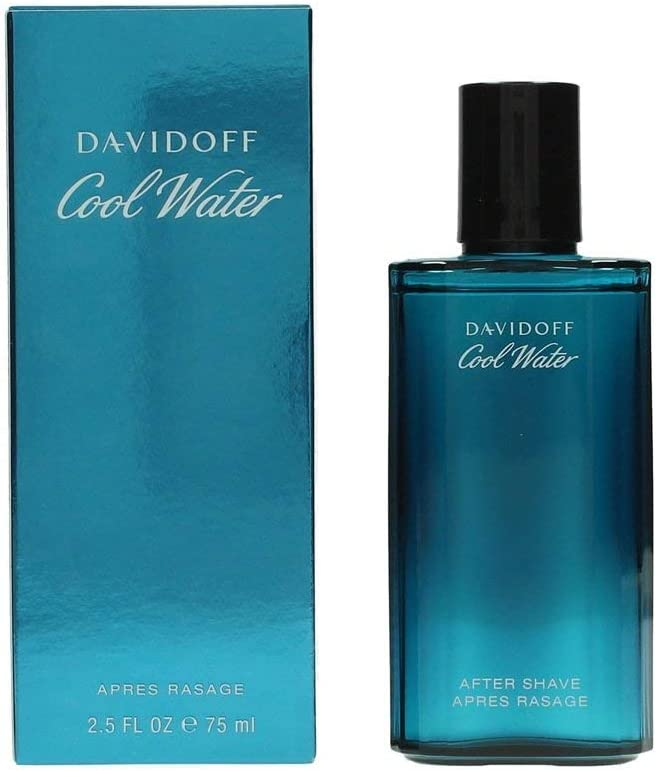 Davidoff Cool Water Eau de Toilette Vaporizador 75 ml