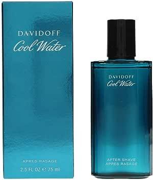 Davidoff Eau de Toilette Spray for Men, Cool Water, 75ml