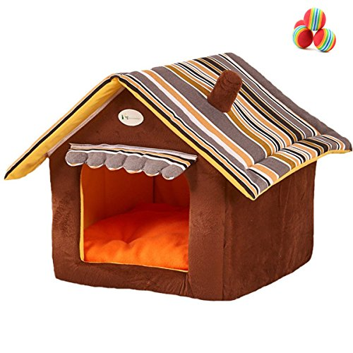 House Foldable Indoor Kennel Cushion