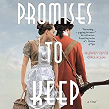 Promises to Keep Audiobook by Genevieve Graham Narrated by Alexis Quednau