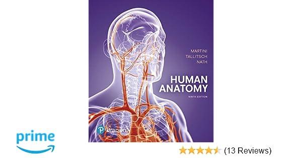 Human Anatomy 9th Edition 9780134320762 Medicine Health