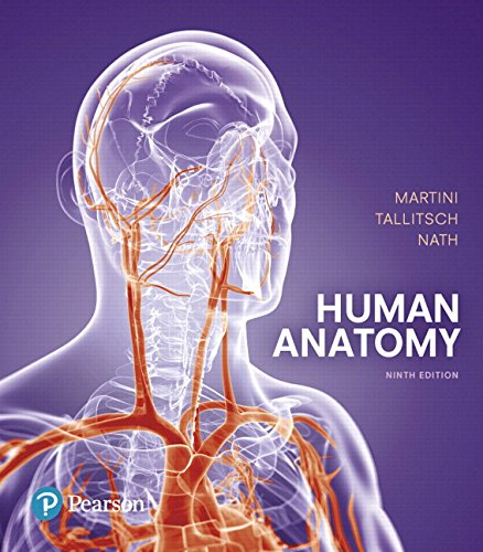 Human Anatomy (9th Edition) cover