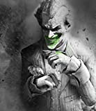 Controller Gear Batman Arkham City Joker's Delight - Xbox One Console Skin - Officially licensed Xbox