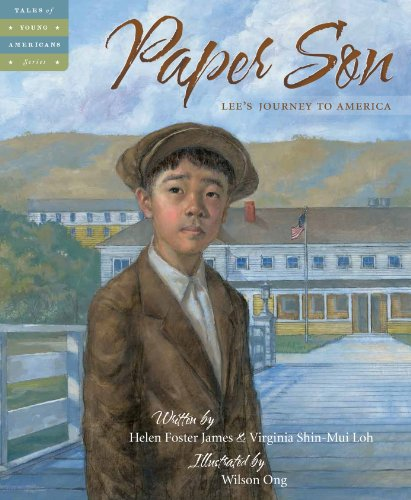 Paper Son: Lee's Journey to America (Tales of Young Americans)