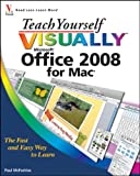 Office 2008 for Mac, Paul McFedries, 0470485035